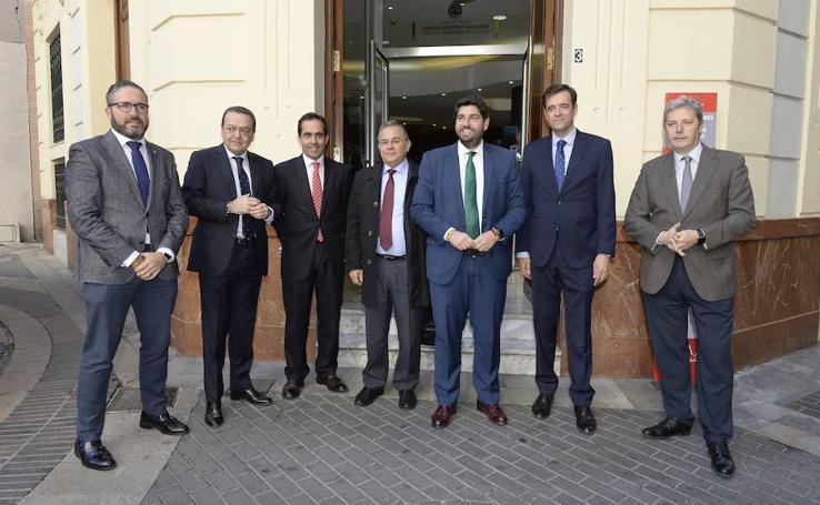 Foro infraestructuras de la Región de Murcia: Mirando al futuro
