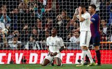 La Champions, flotador de un Real Madrid de transición