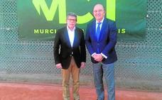 El presidente de la Española inspecciona las mejoras del MCT