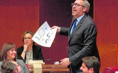 Las listas electorales atormentan a sus señorías en la Asamblea