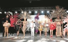 Estallidos de color y fantasía en el Carnaval de Mazarrón