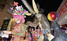 Renfe refuerza sus servicios de Cercanías para disfrutar del Carnaval de Águilas