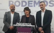 Los líderes murciano y manchego de Podemos se reúnen para fijar una postura común sobre agua