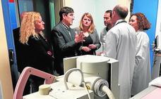 La Consejería amplía el servicio de Radiología