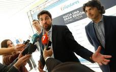 López Miras promete transporte gratuito para alumnos de Bachillerato si gobierna en la próxima legislatura
