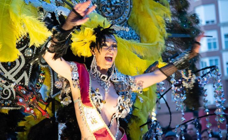 Cartagena vibra con el Carnaval
