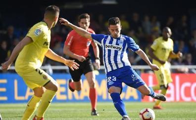 El Alavés impide la salvación del Villarreal