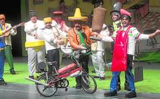 La chirigota de Roquetas gana a Las Chochonis en la gran final