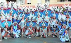 La ciudad sucumbe a la fantasía del carnaval