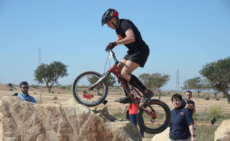 Circuito del club Trial Bici Cartagena