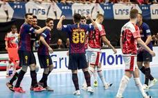 ElPozo no puede con Juanjo y pierde la final de la Copa de España