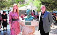 Homenaje a 'La Comadrona' de Alhama