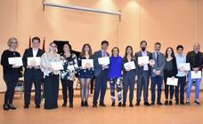 Los Premios Extraordinarios de Enseñanza Artística reconocen a los 12 mejores alumnos