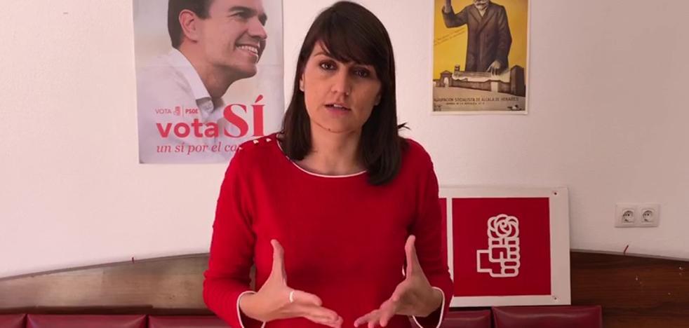 María González Veracruz renuncia por sorpresa a ir en las listas del PSOE