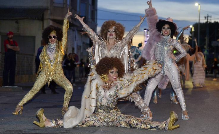 Martes de Carnaval en Cabezo de Torres