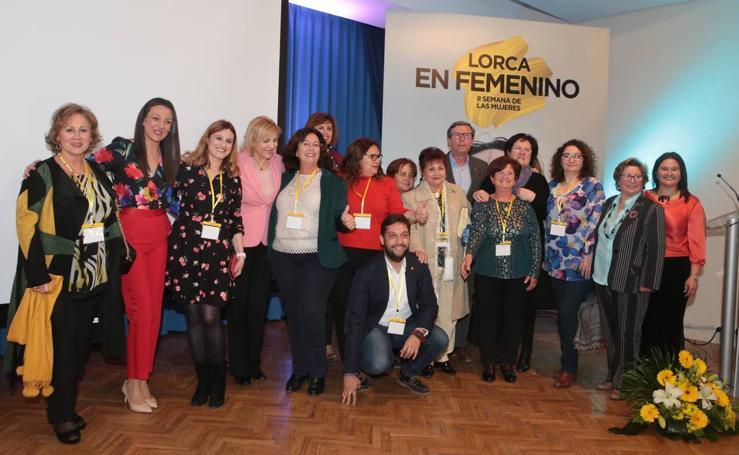 Lorca en Femenino