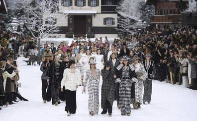 Las últimas voluntades de Karl Lagerfeld suben a la pasarela