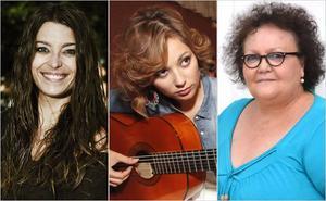 Artistas, profesionales y empresarias protagonizan 'Lorca en femenino'