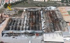 Detienen a un ciudadano chino por incendiar presuntamente las naves que regentaba en Lorca