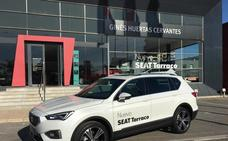Ginés Huertas Cervantes recibe en exclusiva el nuevo SEAT Tarraco
