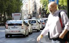 Los taxistas ante la llegada de Cabify: «Nos ha pillado el toro»