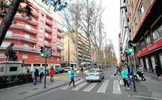 El tramo entre la plaza Circular y Jaime I estará cortado al tráfico varios meses