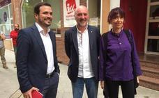 Garzón dice que será Podemos el que tenga que «dar explicaciones» por rechazar la confluencia en la Región