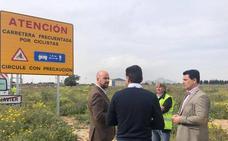 Cinco carreteras regionales se suman a los itinerarios ciclistas señalizados