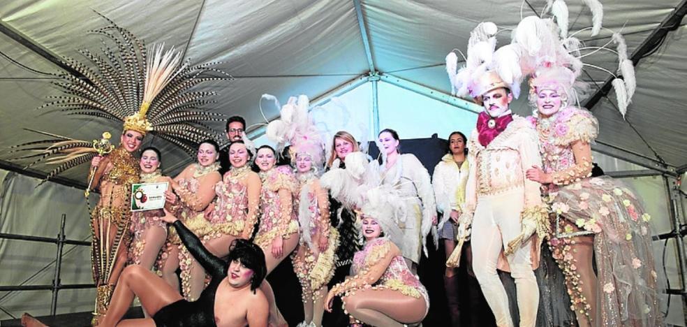 Salsalá gana el primer premio del Carnaval