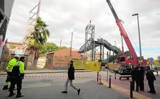 El paso de Santiago el Mayor se cerrará a partir del 16 de marzo para seguir soterrando las vías