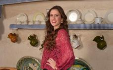 Celia Molina Rex: «A la corona podría aportar dedicación y alegría»