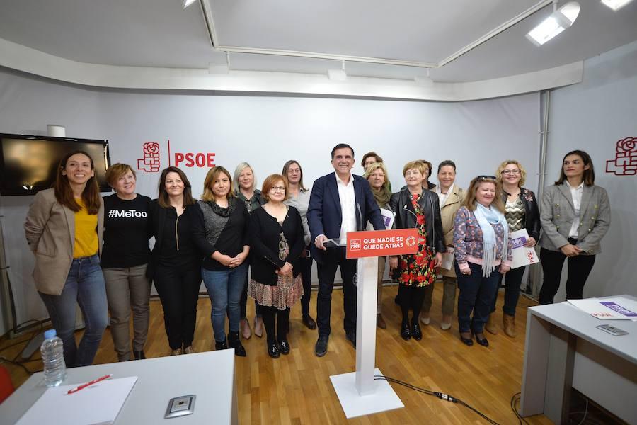 José Antonio Serrano se compromete a crear una concejalía de Igualdad si gana las elecciones