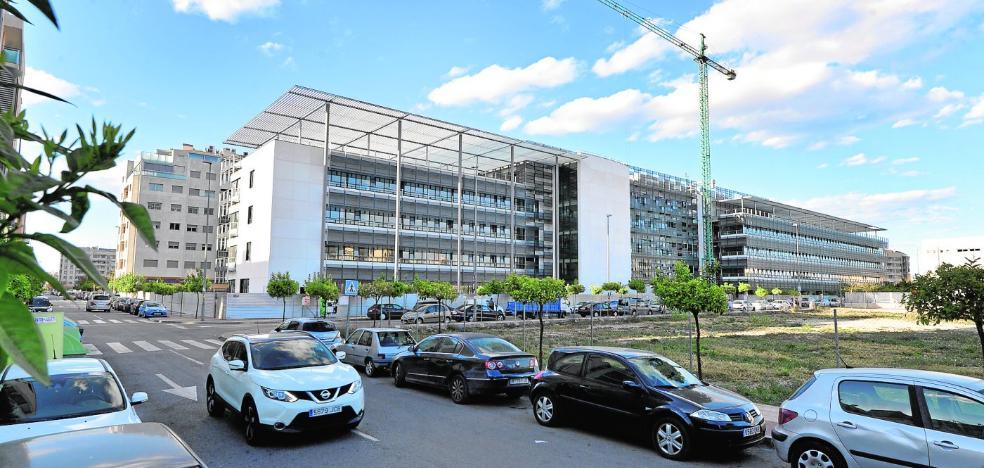 La Agencia Tributaria prevé prestar servicio en su nueva sede en septiembre