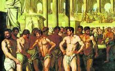 Dioses y guerreros: señales de Roma en el campo de Caravaca