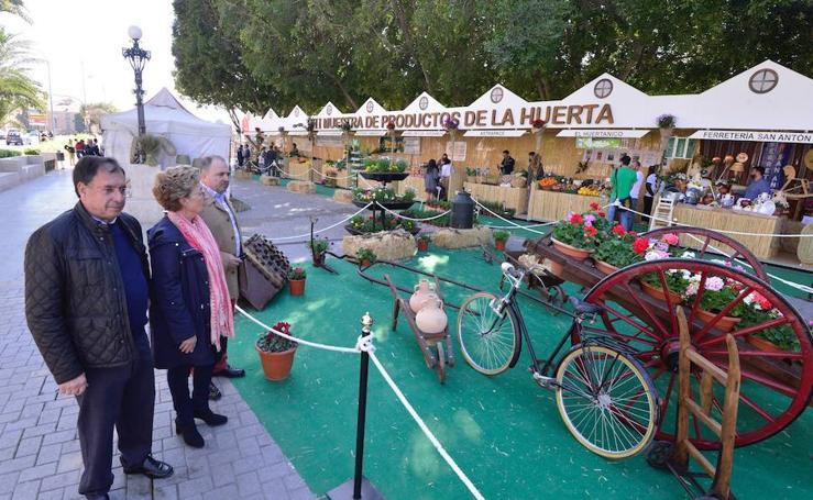 VII Muestra de productos de la huerta de Murcia