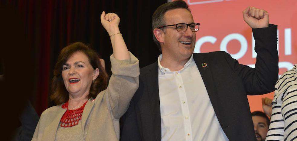 La poetisa Magdalena Sánchez Blesa será la número 4 del PSOE a la Asamblea