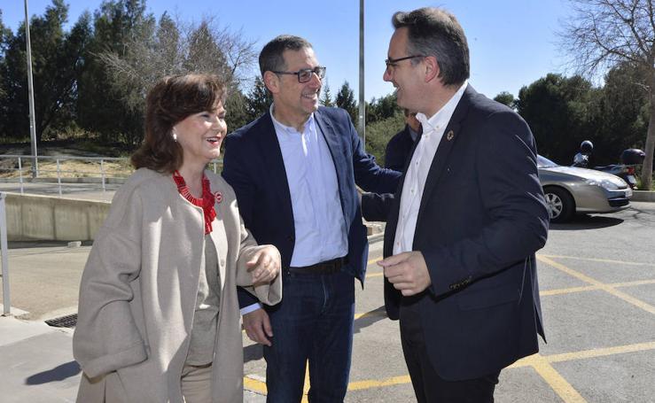 Comité Regional del PSRM-PSOE, celebrado en Murcia