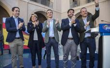 Casado apuesta en Cartagena por «apoyar la maternidad» y superar el debate «jurídico» del aborto