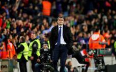 Valverde: «El miércoles nos la jugamos en casa»