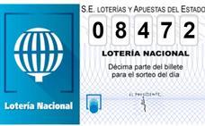 Vendido en Murcia el primer premio de la Lotería Nacional