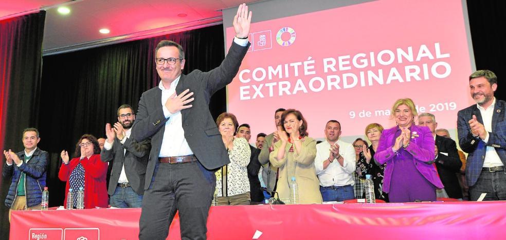 El PSOE culmina su renovación