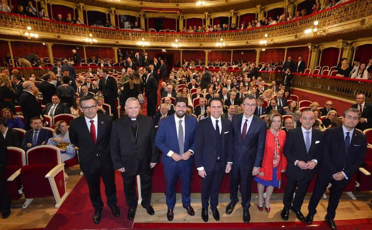 Pregón de la Semana Santa de Murcia 2019 a cargo de Teodoro García Egea