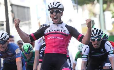 Kiko Galván se lleva al esprint el Trofeo Guerrita