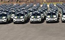 El nuevo cochazo de la Guardia Civil que vas a empezar a ver dentro de poco
