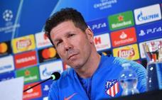 Simeone: «No nos centramos sólo en Cristiano»