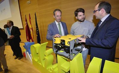 Drones acuáticos 'made in' Murcia