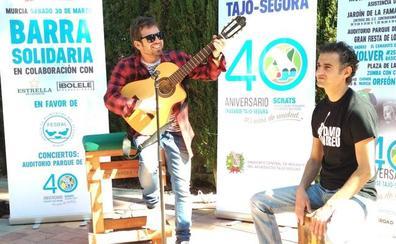 Revólver encabeza una gran fiesta para celebrar el 40º aniversario del Tajo-Segura