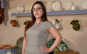Ana Belén López: «Sería un honor convertirme en la embajadora de mi tierra»