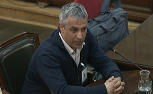 Directo | Enric Marí: «Debíamos facturar a la Generalitat la cartelería del 1-O»