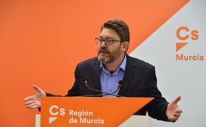 Ciudadanos denuncia que PP y PSOE tumban su ley de Gobierno Abierto y Lucha contra la Corrupción